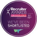 Recruiter Awards Shortlisted